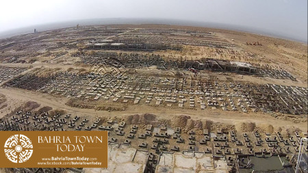 Thousands of 200 Yards Bahria Homes Under Construction Near Ali Block & Bahria Heights (19)