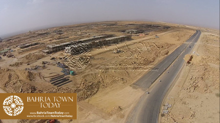 Thousands of 200 Yards Bahria Homes Under Construction Near Ali Block & Bahria Heights (2)