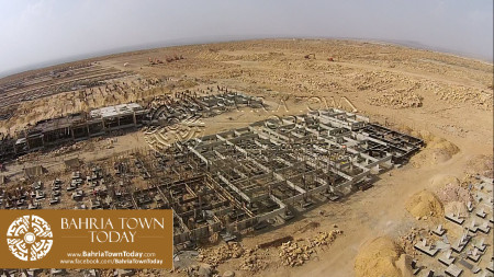 Thousands of 200 Yards Bahria Homes Under Construction Near Ali Block & Bahria Heights (21)