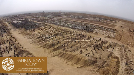 Thousands of 200 Yards Bahria Homes Under Construction Near Ali Block & Bahria Heights (23)