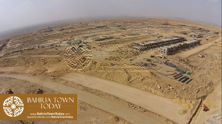 Thousands of 200 Yards Bahria Homes Under Construction Near Ali Block & Bahria Heights (3)