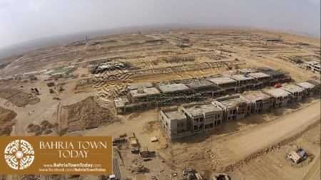 Thousands of 200 Yards Bahria Homes Under Construction Near Ali Block & Bahria Heights (4)