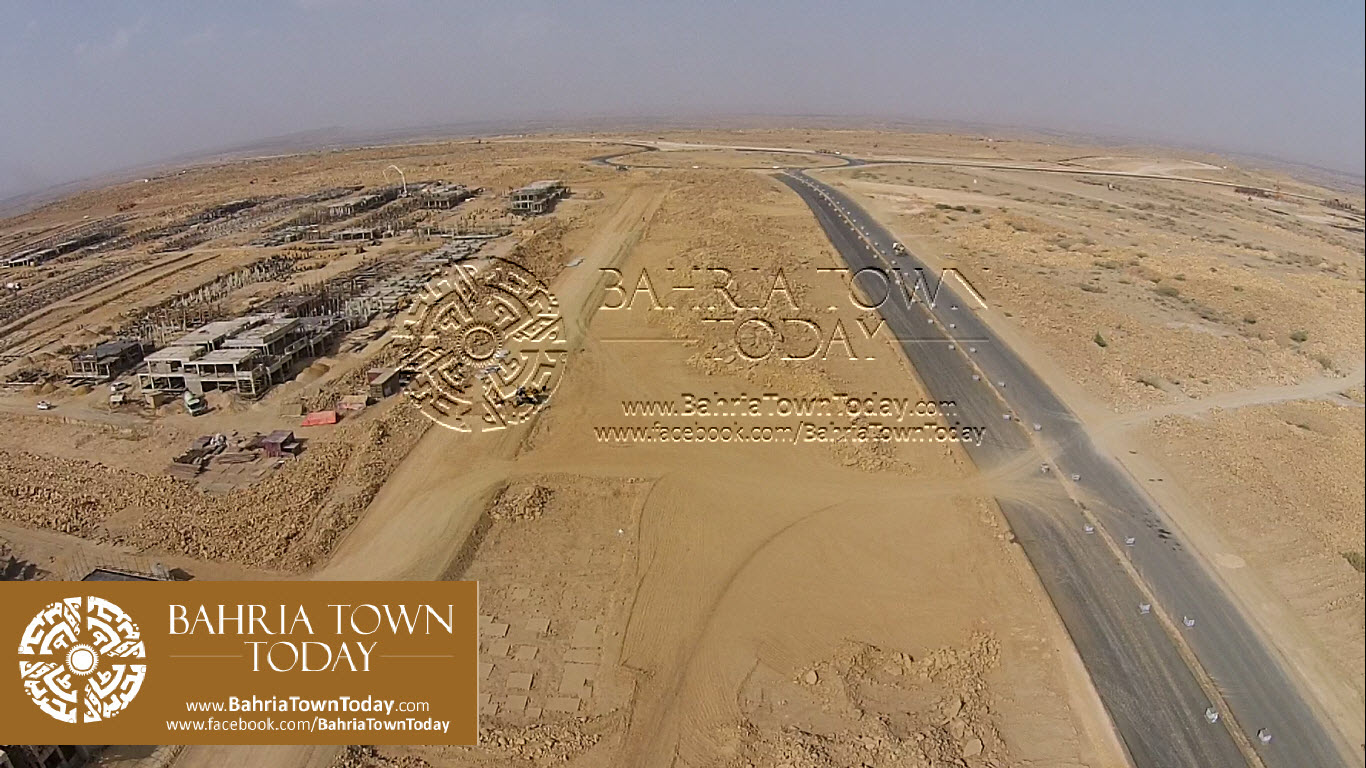 Thousands of 200 Yards Bahria Homes Under Construction Near Ali Block & Bahria Heights (5)