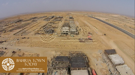 Thousands of 200 Yards Bahria Homes Under Construction Near Ali Block & Bahria Heights (6)