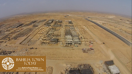 Thousands of 200 Yards Bahria Homes Under Construction Near Ali Block & Bahria Heights (7)