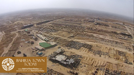 Thousands of 200 Yards Bahria Homes Under Construction Near Ali Block & Bahria Heights (8)