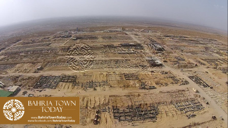Thousands of 200 Yards Bahria Homes Under Construction Near Ali Block & Bahria Heights (9)