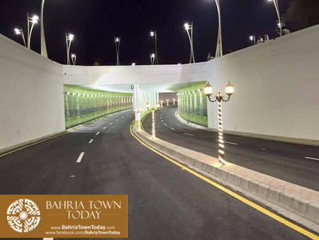 Two High-Tech Underpasses & a Flyover Opening Soon for Public in Clifton (11)