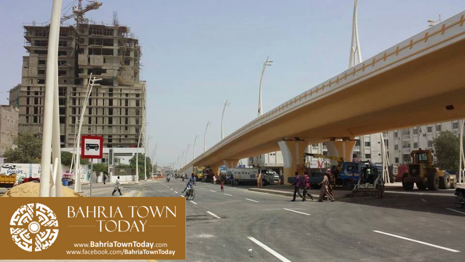 Two High-Tech Underpasses & a Flyover Opening Soon for Public in Clifton (2)