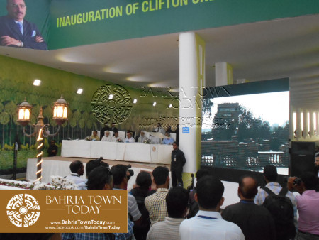 Inauguration of Clifton Underpasses & Flyover (12)