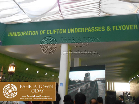 Inauguration of Clifton Underpasses & Flyover (9)