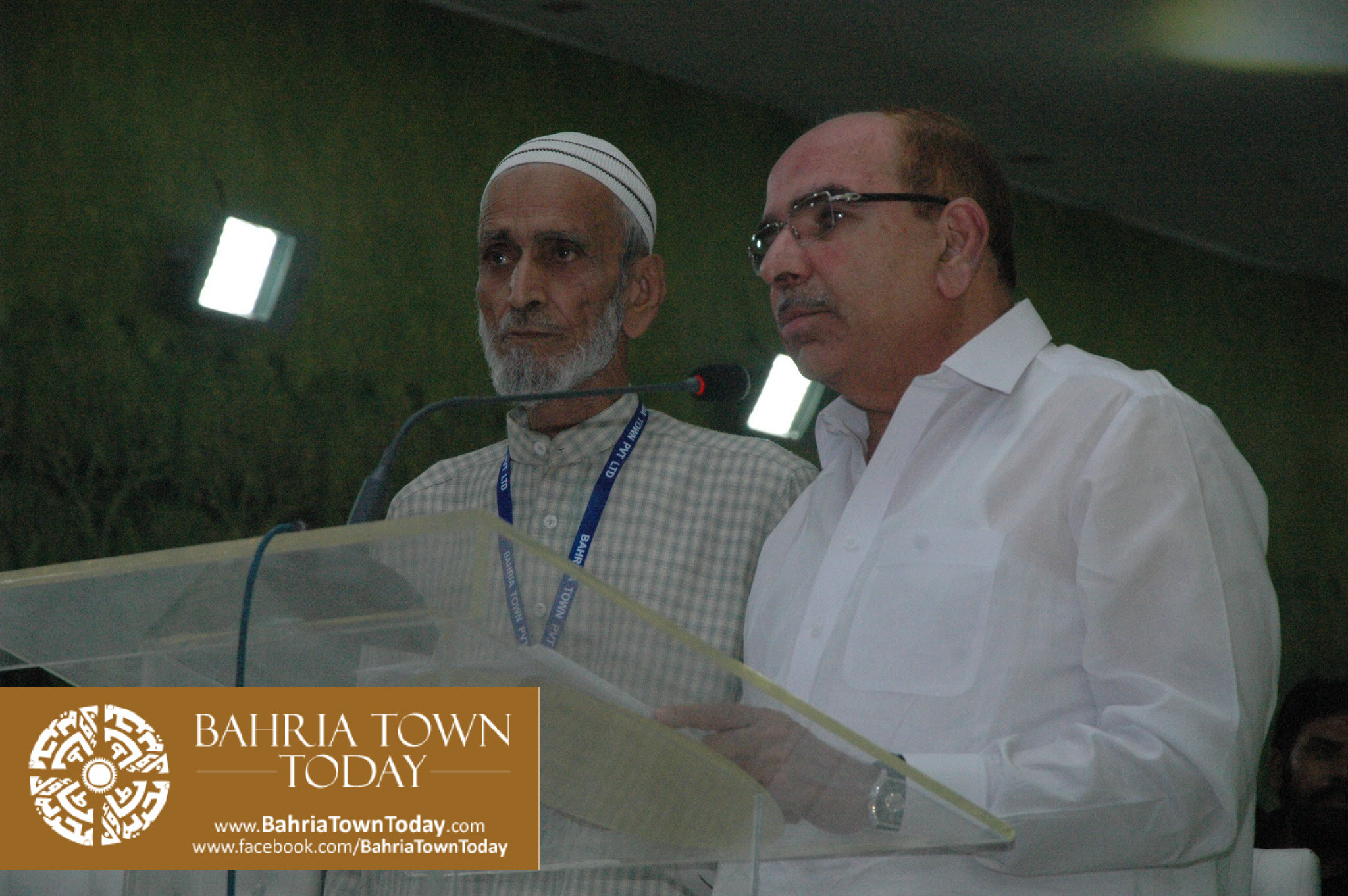 Inauguration of Clifton Underpasses & Flyover by Malik Riaz Hussain (14)