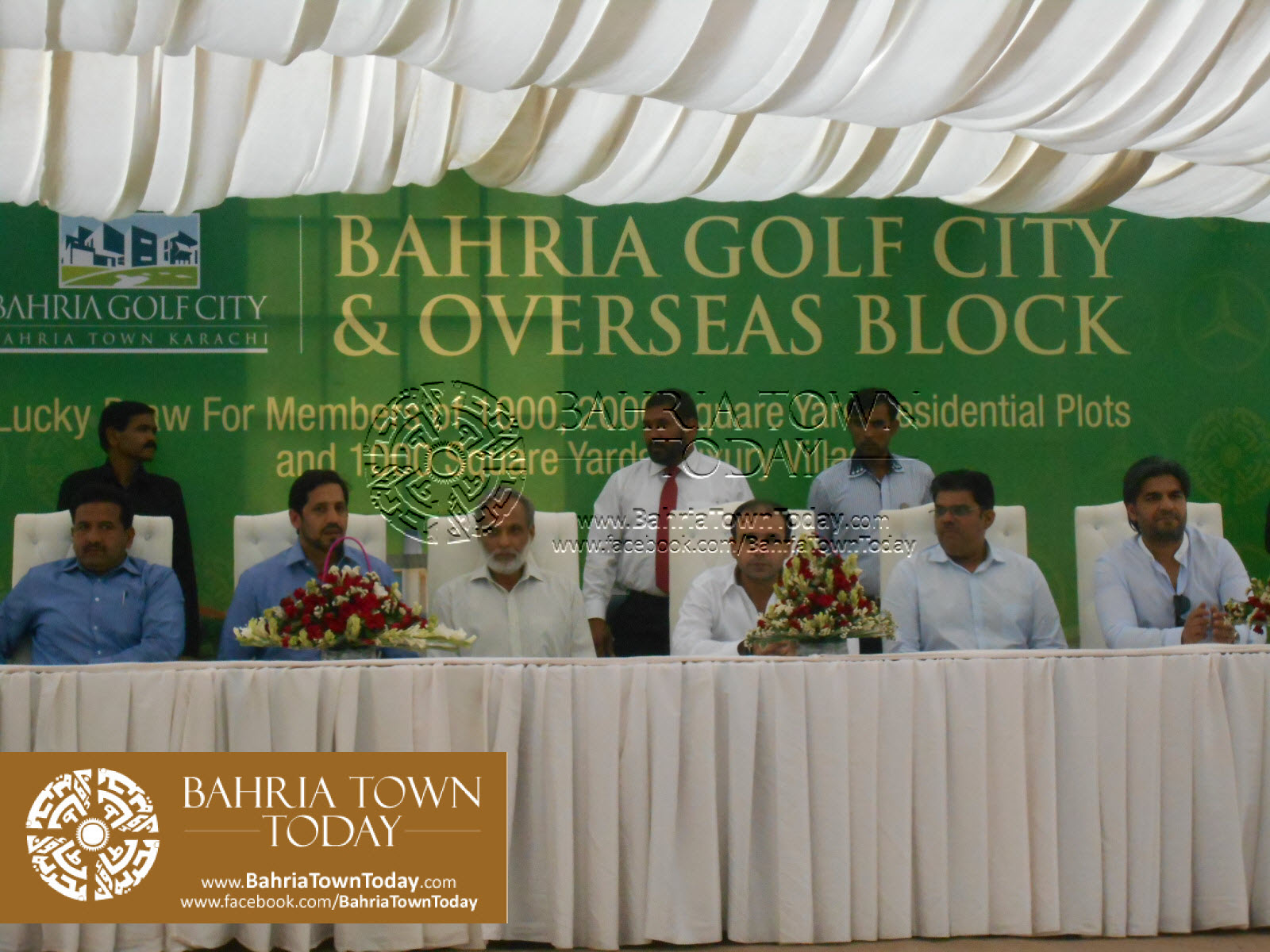 Bahria Golf City Karachi – Mercedes Benz Cars Balloting Results (1)