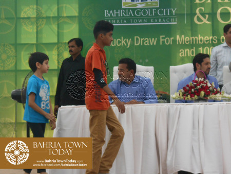 Bahria Golf City Karachi - Mercedes Benz Cars Balloting Results (55)