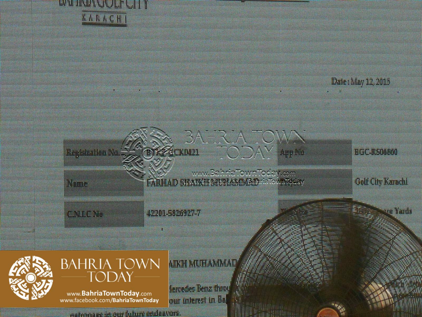 Bahria Golf City Karachi – Mercedes Benz Cars Balloting Results (62)