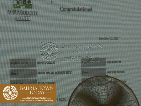 Bahria Golf City Karachi - Mercedes Benz Cars Balloting Results (64)