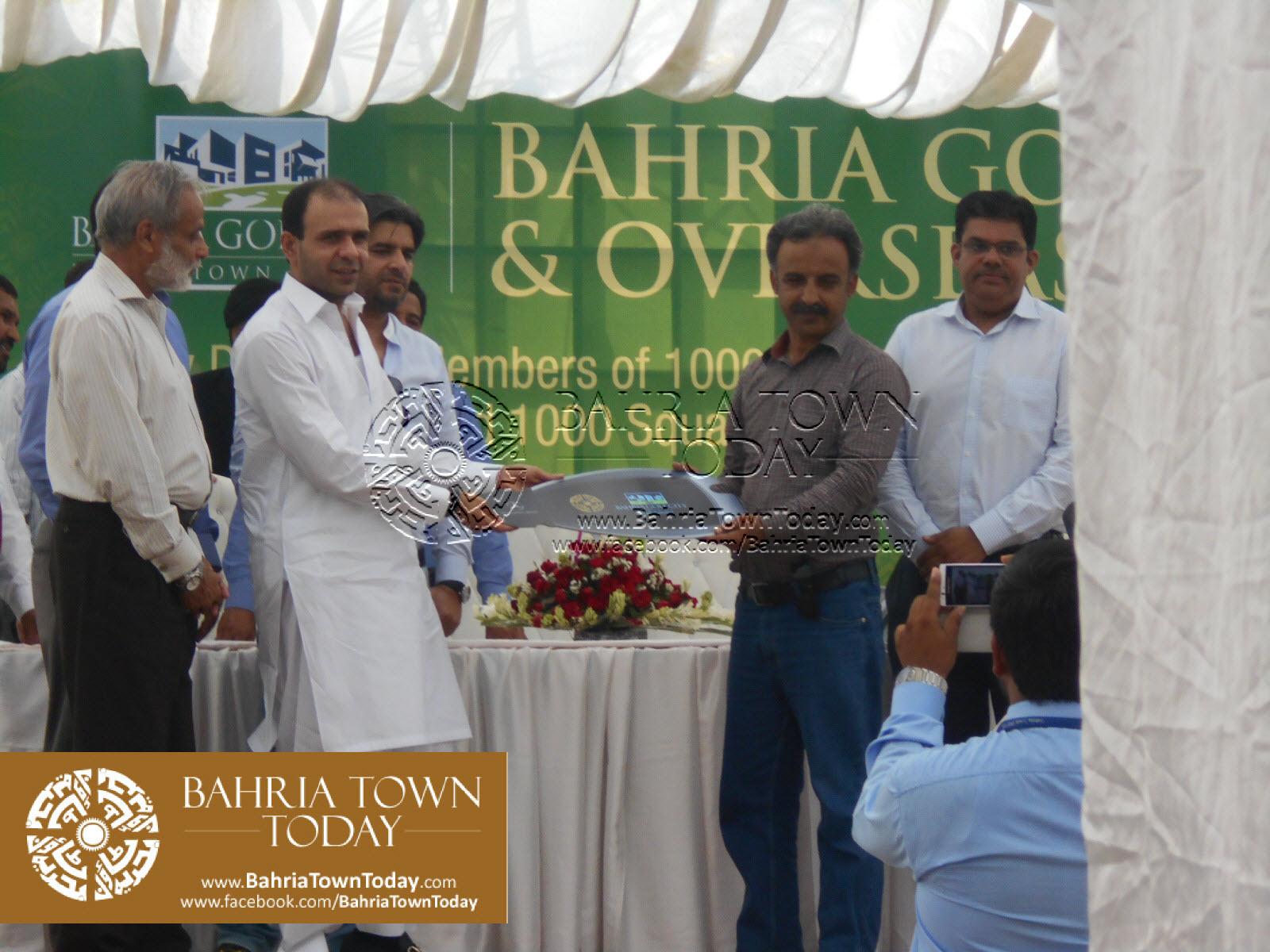 Bahria Golf City Karachi – Mercedes Benz Cars Balloting Results (66)