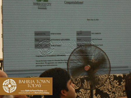 Bahria Golf City Karachi - Mercedes Benz Cars Balloting Results (71)