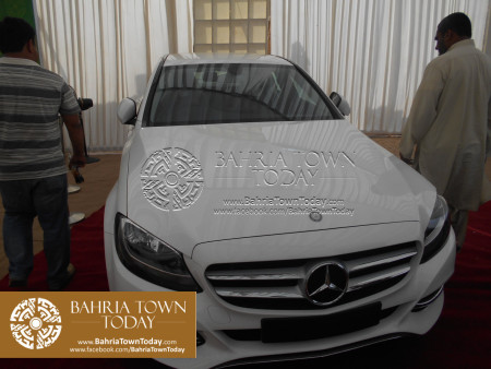 Bahria Golf City Karachi - Mercedes Benz Cars Balloting Results (73)