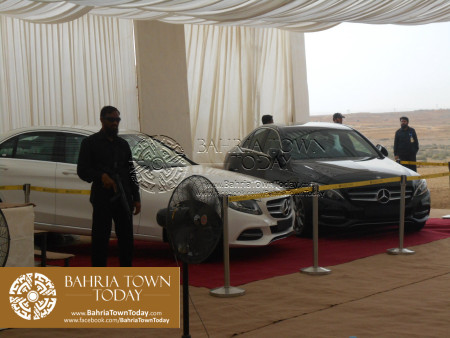 Bahria Golf City Karachi - Mercedes Benz Cars Balloting Results (8)