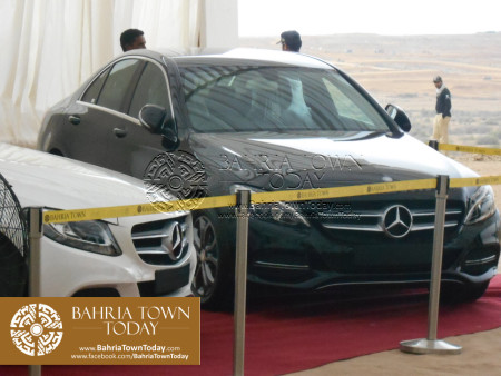Bahria Golf City Karachi - Mercedes Benz Cars Balloting Results (9)