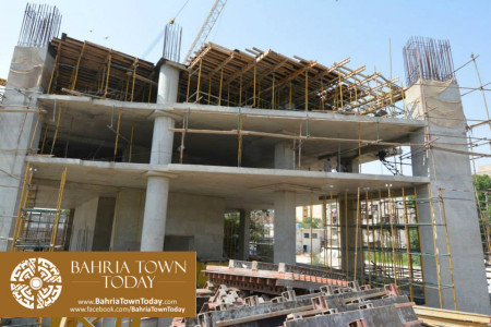 Hoshang Pearl Karachi Latest Progress Update - May 2015 (11)