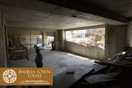 Hoshang Pearl Karachi Latest Progress Update - May 2015 (13)