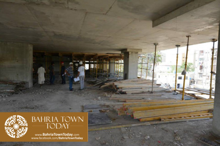 Hoshang Pearl Karachi Latest Progress Update - May 2015 (14)