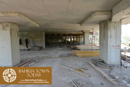 Hoshang Pearl Karachi Latest Progress Update - May 2015 (17)