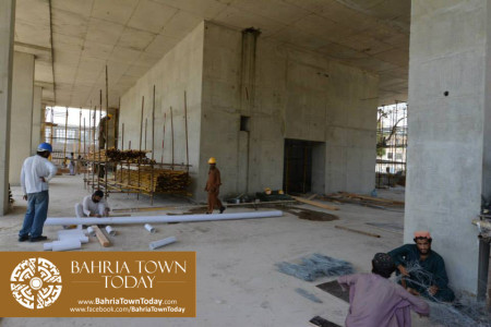 Hoshang Pearl Karachi Latest Progress Update - May 2015 (2)