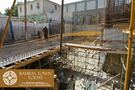 Hoshang Pearl Karachi Latest Progress Update - May 2015 (21)