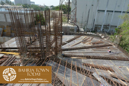 Hoshang Pearl Karachi Latest Progress Update - May 2015 (22)