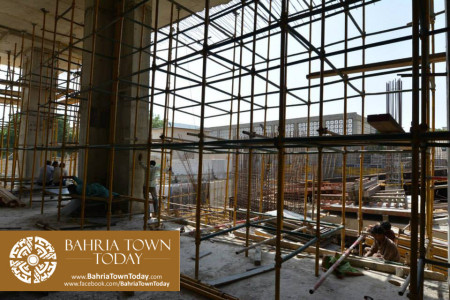 Hoshang Pearl Karachi Latest Progress Update - May 2015 (25)