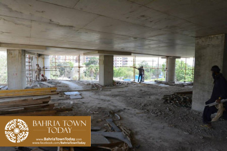 Hoshang Pearl Karachi Latest Progress Update - May 2015 (30)