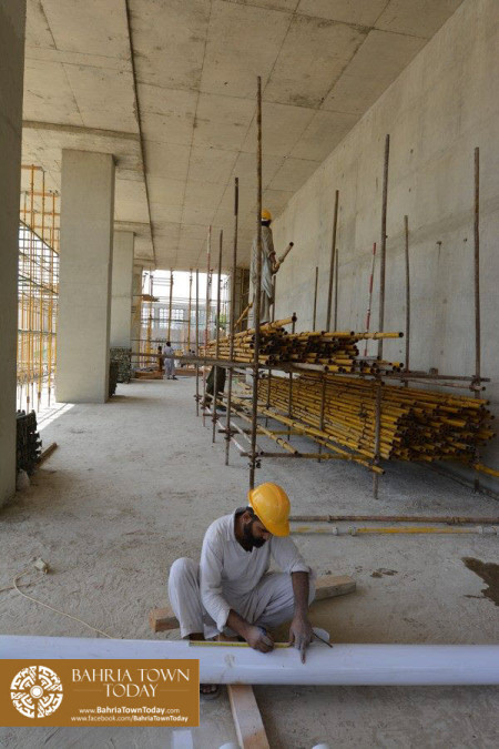 Hoshang Pearl Karachi Latest Progress Update - May 2015 (32)