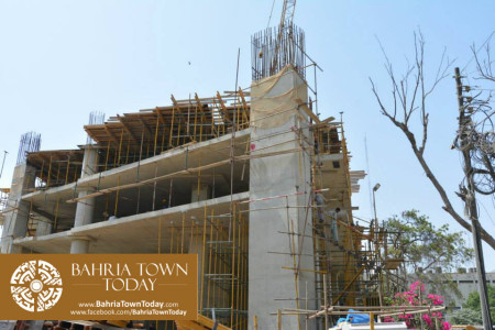 Hoshang Pearl Karachi Latest Progress Update - May 2015 (34)