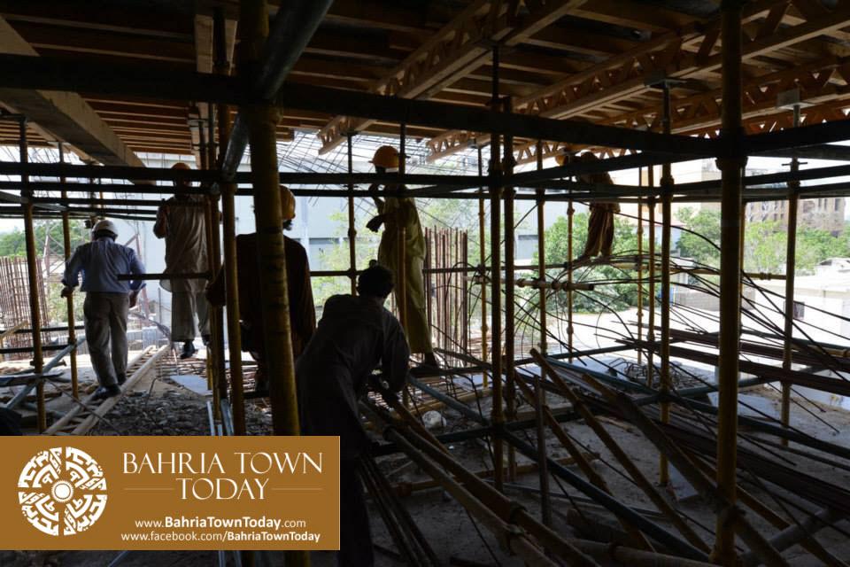 Hoshang Pearl Karachi Latest Progress Update – May 2015 (35)