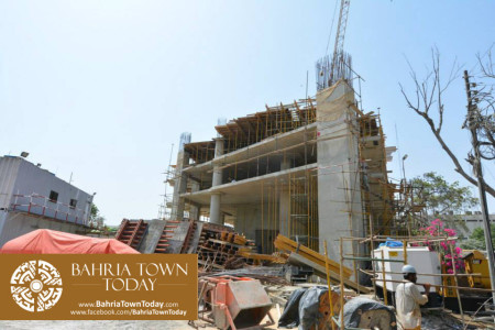 Hoshang Pearl Karachi Latest Progress Update - May 2015 (4)
