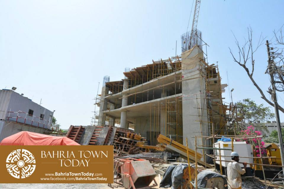 Hoshang Pearl Karachi Latest Progress Update – May 2015 (4)