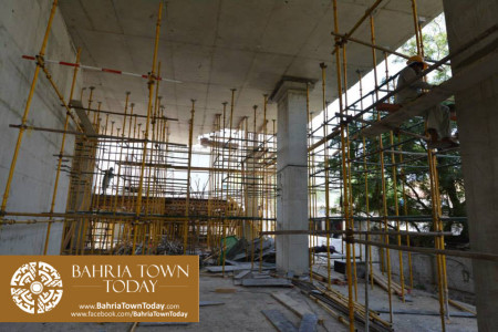 Hoshang Pearl Karachi Latest Progress Update - May 2015 (8)