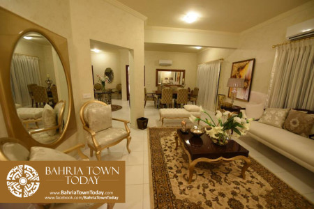 [Model House] 200 Yards Bahria Homes (Quaid Block) - Bahria Town Karachi (1)