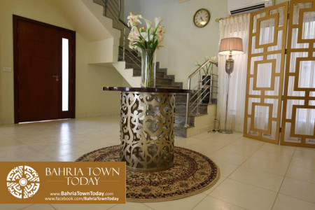 [Model House] 200 Yards Bahria Homes (Quaid Block) - Bahria Town Karachi (30)