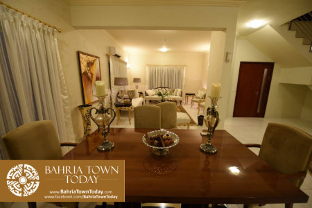 [Model House] 200 Yards Bahria Homes (Quaid Block) - Bahria Town Karachi (7)