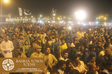 Family Azadi Festival 2015 at Bahria Town Karachi (33)