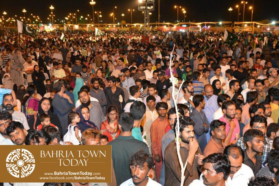 Family Azadi Festival 2015 at Bahria Town Karachi (4)