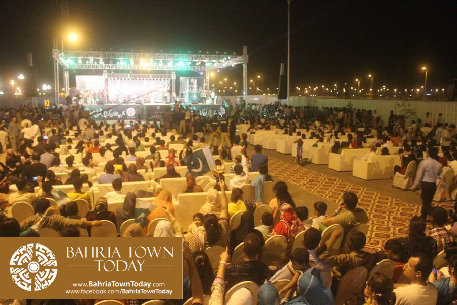 Family Azadi Festival 2015 at Bahria Town Karachi (41)