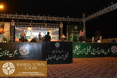 Family Azadi Festival 2015 at Bahria Town Karachi (55)