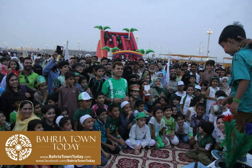 Family Azadi Festival 2015 at Bahria Town Karachi (6)