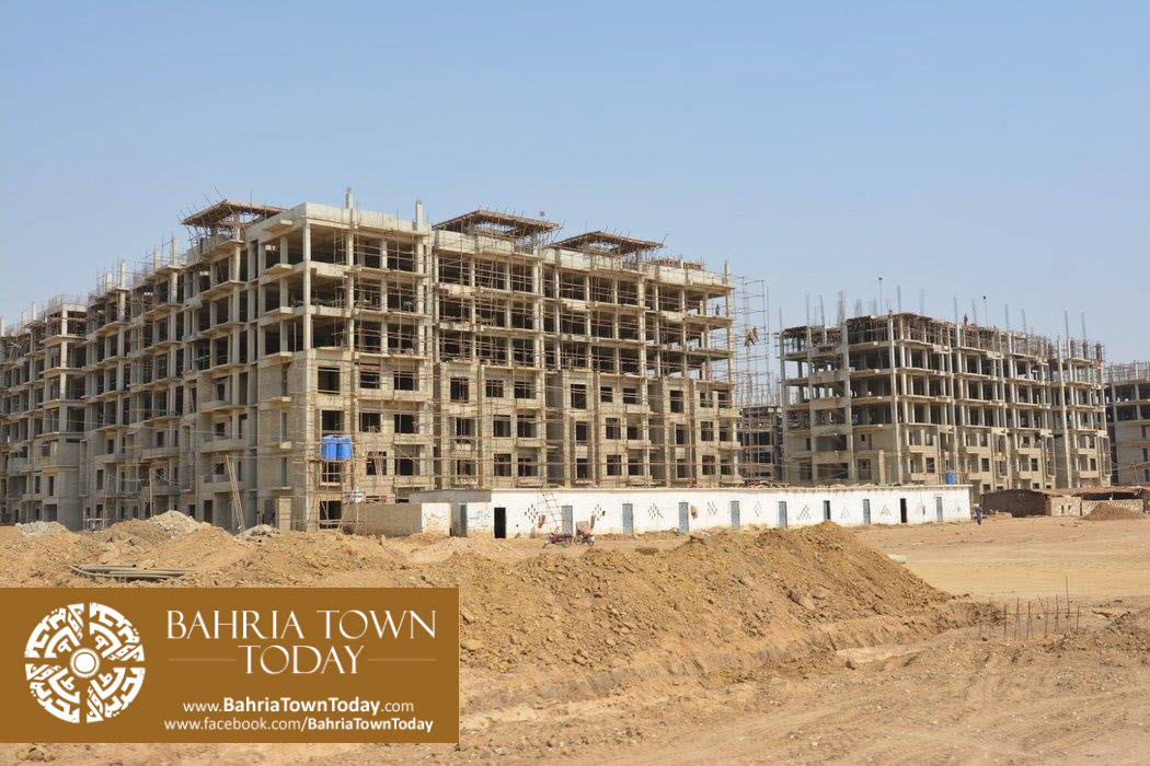 Bahria Town Karachi Latest Progress Update – September 2015 (10)