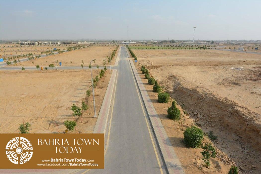 Bahria Town Karachi Latest Progress Update – September 2015 (11)